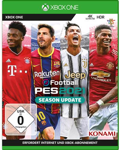 PES   2021  XB-One Pro Evolution Soccer