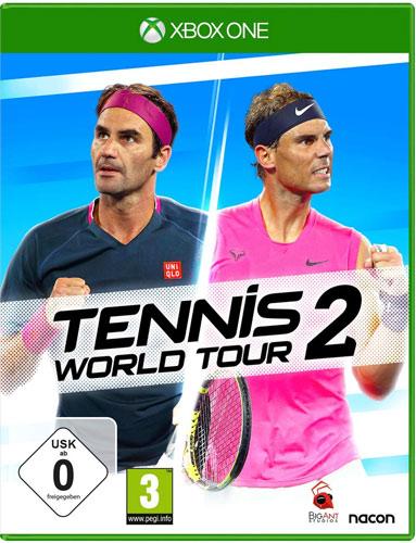 Tennis World Tour 2  XB-ONE