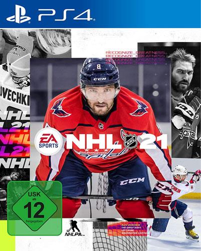 NHL  21  PS-4