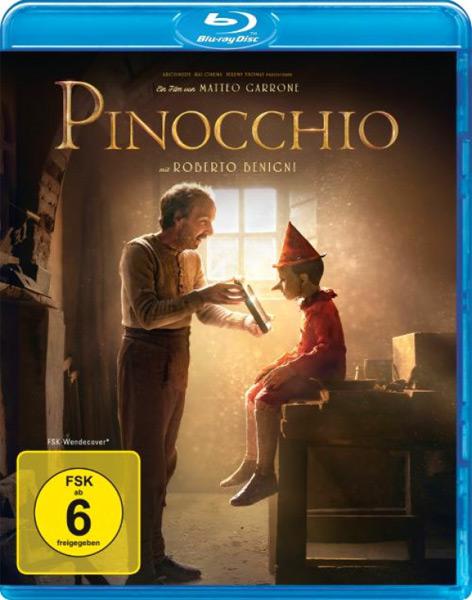 Pinocchio (BR)  v.2019 Min: 125/DD5.1/WS