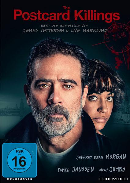 Postcard Killings, The (DVD) Min: 100/DD5.1/WS