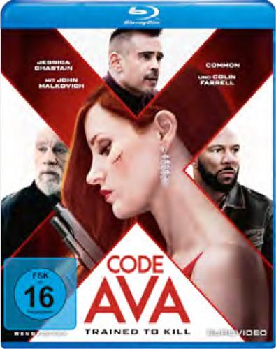 Code Ava - Trained to kill (BR) Min: 97/DD5.1/WS