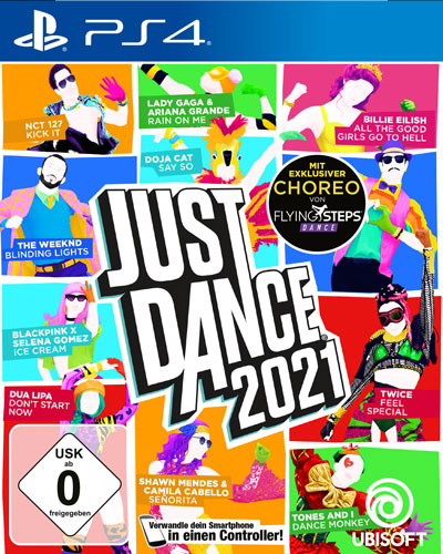 Just Dance 2021  PS-4