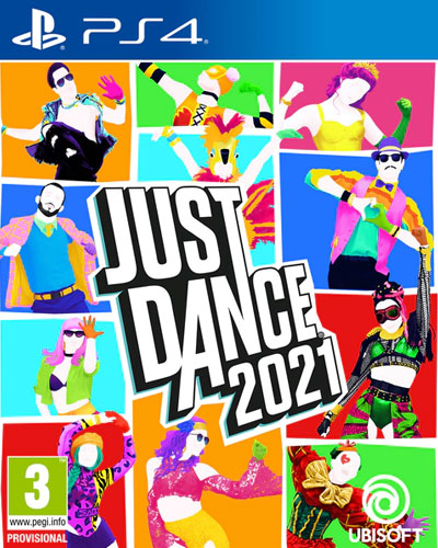 Just Dance 2021  PS-4  AT