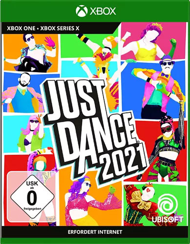 Just Dance 2021  XB-One (Smart Delivery)