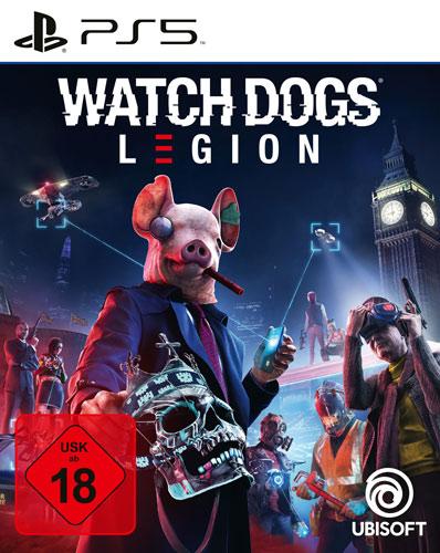 Watch Dogs Legion  PS-5
