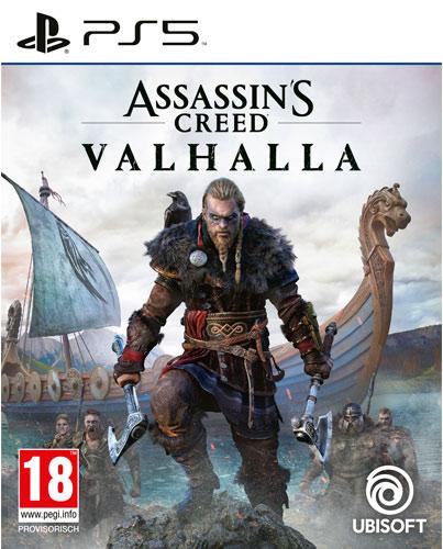 AC  Valhalla  PS-5  AT Assassins Creed Valhalla