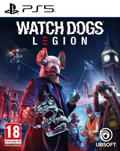 Watch Dogs Legion  PS-5  AT