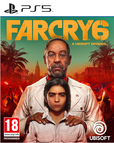 Far Cry 6  PS-5  AT