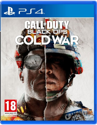 COD   Black Ops Cold War  PS-4  AT Call of Duty