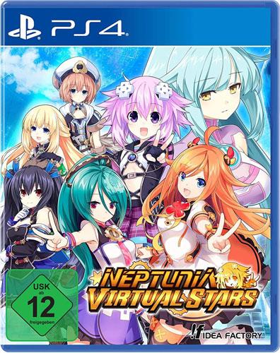 Neptunia Virtual Stars  PS-4