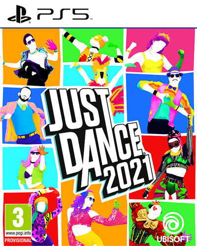 Just Dance 2021  PS-5  AT