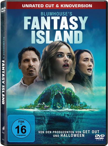 Fantasy Island  (DVD) Unrated Cut Min: 105/DD5.1/WS