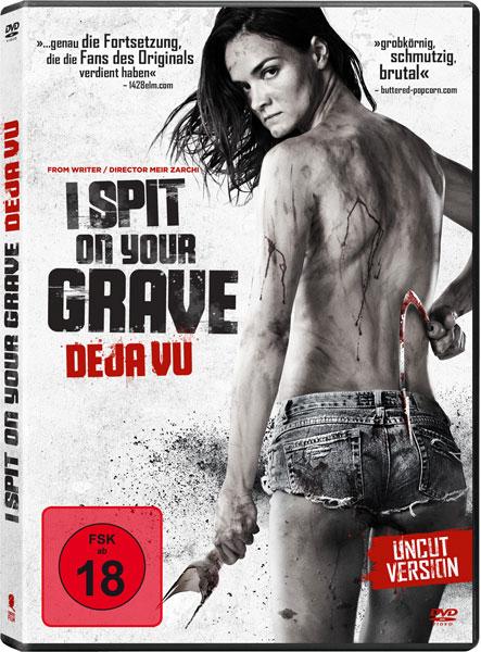 I Spit On Your Grave - Deja Vu (DVD) Min: 142/DD5.1/WS  uncut