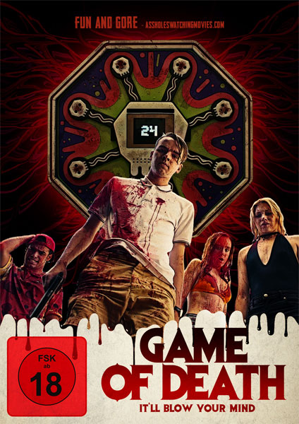 Game of Death (DVD)VL It'll Blow Your M. Min: /DD5.1/WS