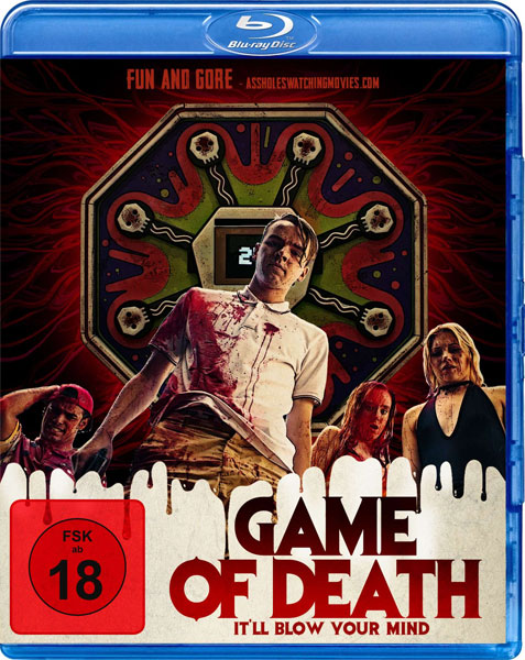 Game of Death (BR)VL It'll Blow Your M. Min: /DD5.1/WS