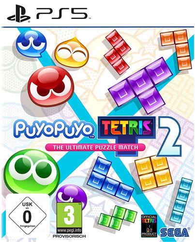 Puyo Puyo Tetris 2  PS-5