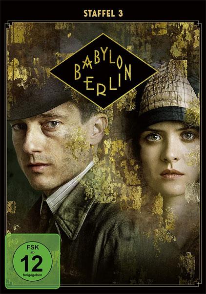 Babylon Berlin - Staffel 3 (DVD) 4Disc Min: 580/DD/WS