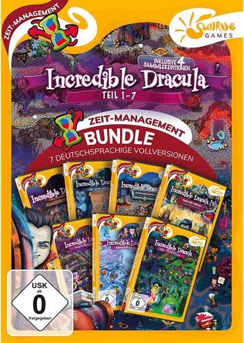 Incredible Dracula 1-7  PC SUNRISE