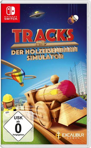 Tracks  SWITCH  Holzeisenbahn Simulator