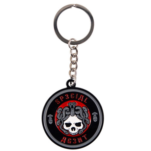 MERC CoD CW Keychain Special Agent Call of Duty Cold War