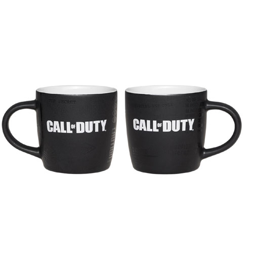 MERC CoD CW Tasse Two Color Top Secret Call of Duty Cold War