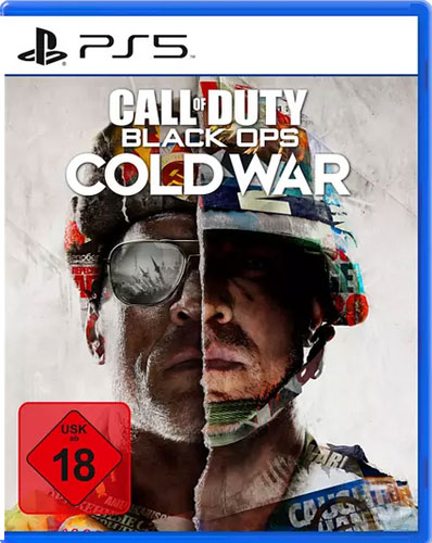 COD   Black Ops Cold War  PS-5 Call of Duty