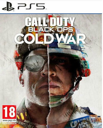 COD   Black Ops Cold War  PS-5  AT Call of Duty