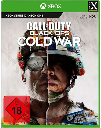 COD   Black Ops Cold War  XBSX Call of Duty