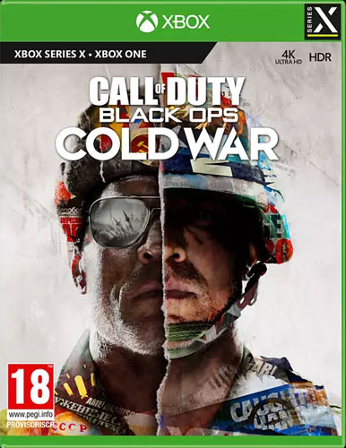 COD Black Ops Cold War  XBSX  AT Call of Duty