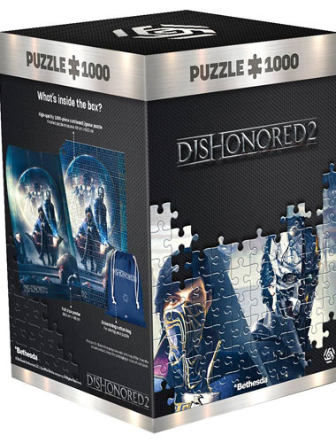 Puzzle Dishonored 2 Throne 1000 Teile