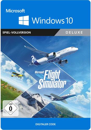 Flight Simulator  PIN  DELUXE