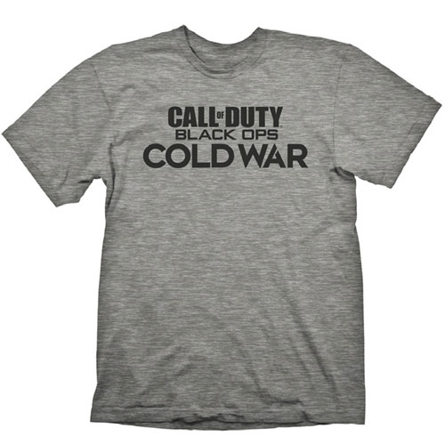 T-Shirt CoD CW  Logo S Call of Duty Cold War