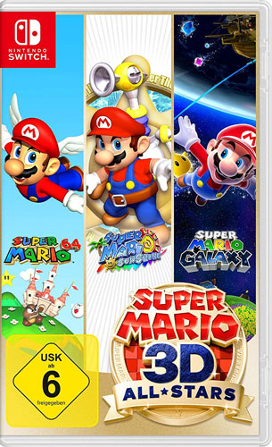 Super Mario 3D All-Stars  SWITCH AUSVERKAUFT !!