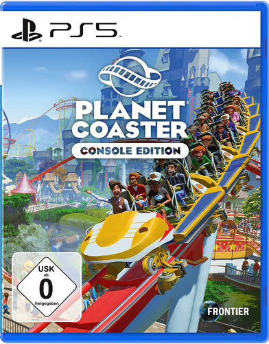 Planet Coaster  PS-5