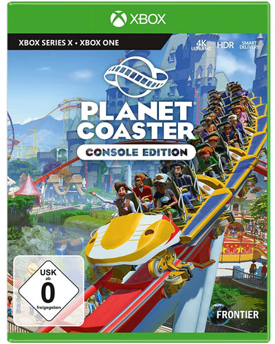 Planet Coaster  XBXS