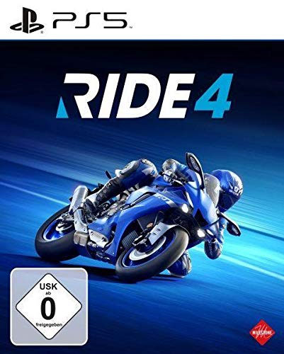 RIDE 4  PS-5