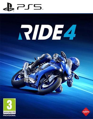 RIDE 4  PS-5  AT
