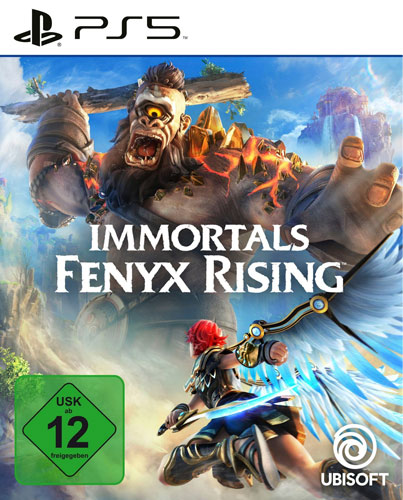 Immortal Fenyx Rising  PS-5