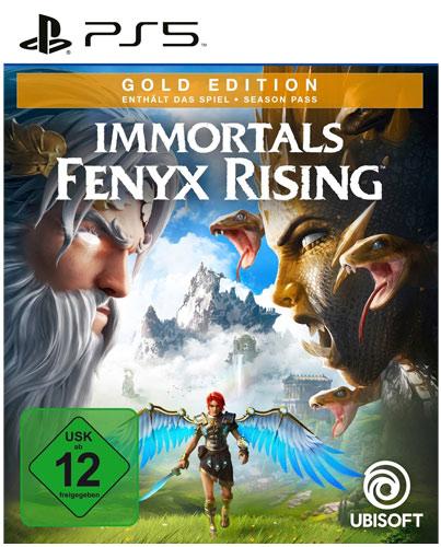 Immortals Fenyx Rising  PS-5  Gold
