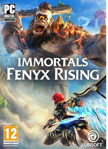 Immortals Fenyx Rising  PC  AT