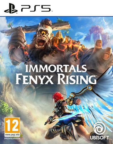 Immortals Fenyx Rising  PS-5  AT