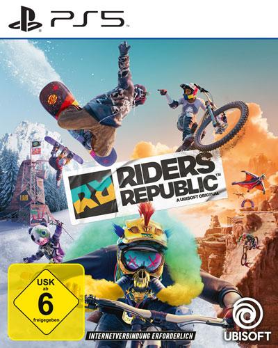 Riders Republic  PS-5