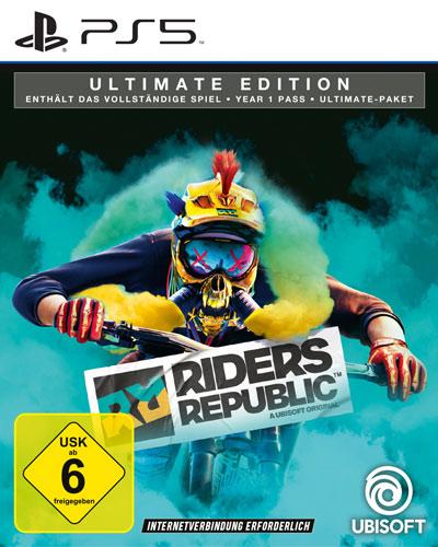 Riders Republic  PS-5  Ultimate