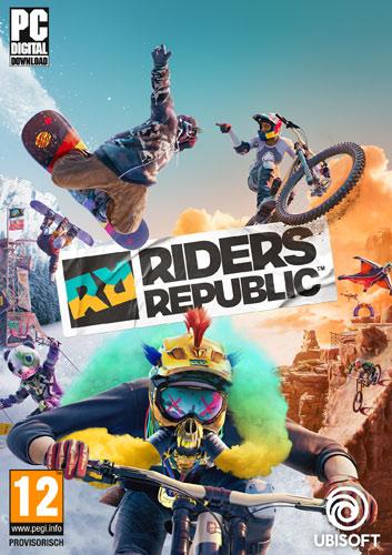 Riders Republic  PC  AT