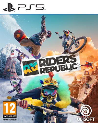 Riders Republic  PS-5  AT