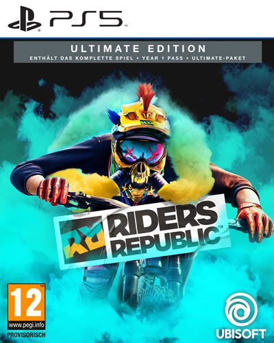 Riders Republic  PS-5  Ultimate  AT