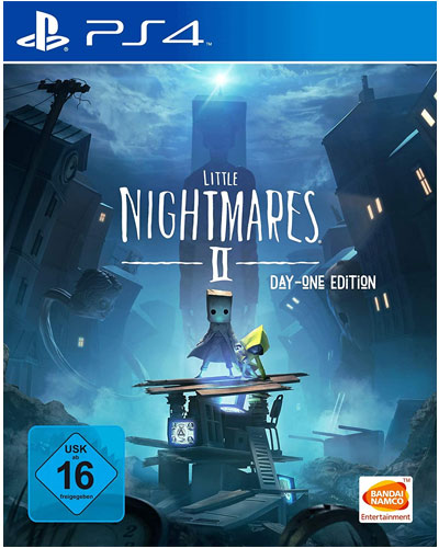 Little Nightmares II  PS-4  D1