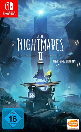 Little Nightmares II  SWITCH  D1