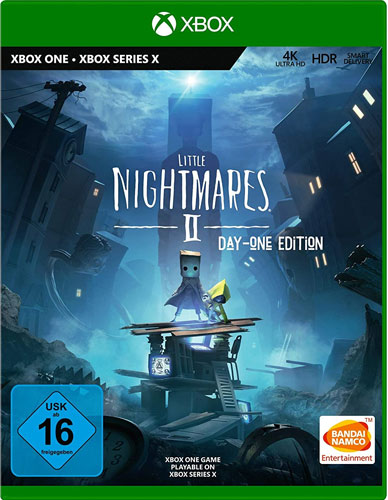 Little Nightmares II  XB-ONE  D1